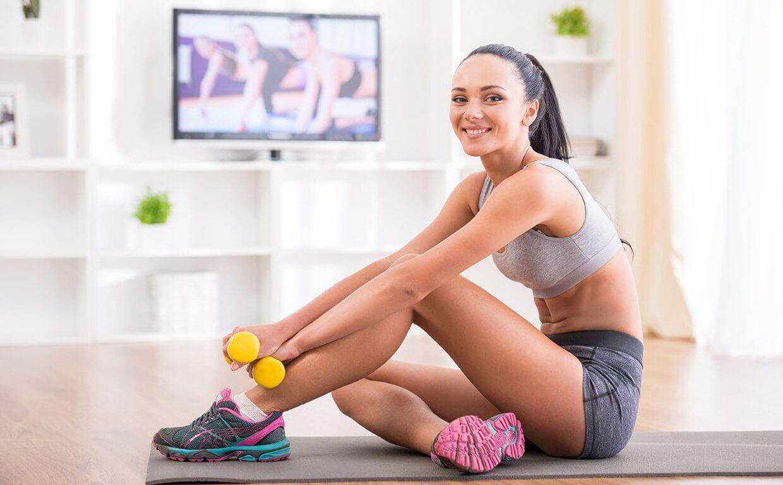 Интернет тренировки для похудения